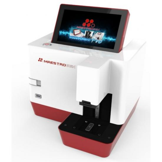 Mikroobjemový spektrofotometr MaestroNano Pro